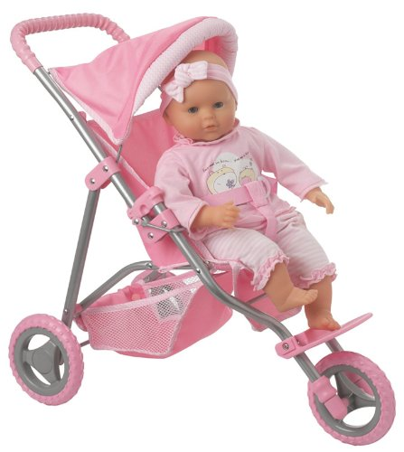 Corolle Les Classiques Doll Accessories (Jogging Stroller) by Corolle