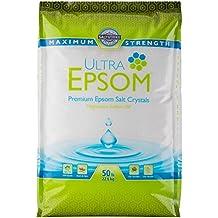 Ultra Epsom Premium Epsom Salt, Medium - 50 lb Bag
