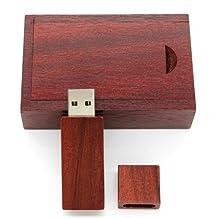 Wooden Rectangle 8GB/16GB/32GB/64GB USB 3.0 Flash Memory Stick Wooden USB Flash Drive Pen Drive 16GB 1TB 2TB 128GB