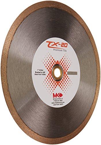 MK Diamond 166966 TX - 20 Ceramic Tile Blade, 10