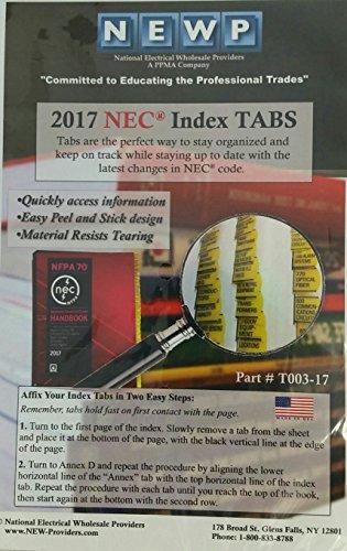NEWP 2017 NEC Index TABS