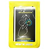 OLSUS Touch Screen Type, Ultra Sensitive, Can be Installed on the Bike - Yellow