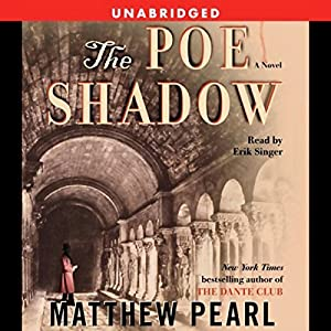The Poe Shadow Hörbuch