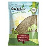 Fennel Seed Whole by Food to Live (Kosher) - 5 Pounds
