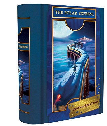 MasterPieces Book Box Assortment Polar Express Puzzle