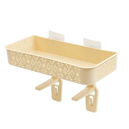 Amazon.com: HUIJNJIY Bathroom racks,Bathroom shelf corner shower ...