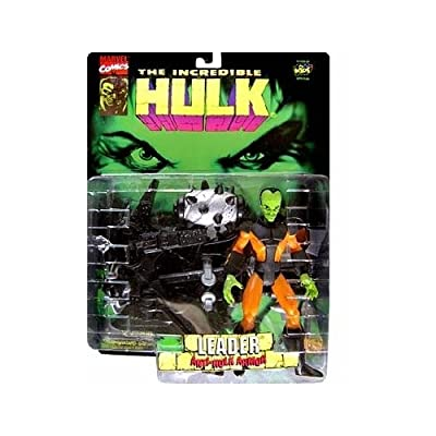 Hulk Leader Action Figure: Toys & Games