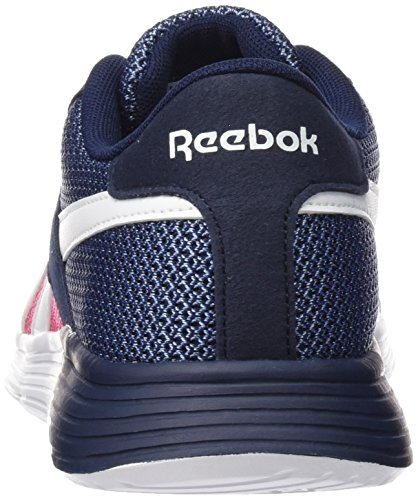 Reebok Royal EC Ride FS Zapatillas de Deporte, Mujer Rosa / Azul (Fearless Pink/Light Pink/Mid.Blue/C.Navy)