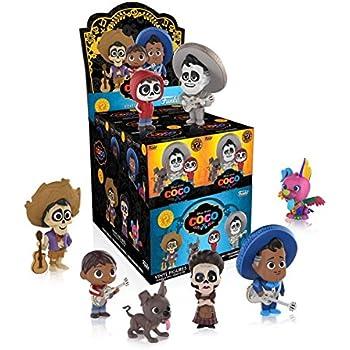 Funko Mystery Mini: Disney and Pixar Movie COCO Mini Toy Action Figure - 2 Piece BUNDLE