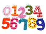 Tinxs Funky Fun Colorful Magnetic Num...