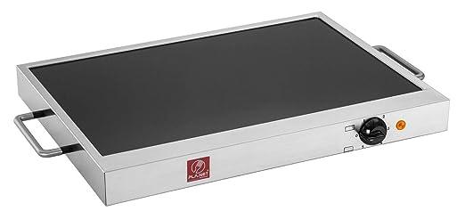 Pla.Net - Plancha vitrocéramique eléctrico el Slim: Amazon ...