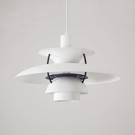 Louis Poulsen PH5 Pendant Light Replica Denmark Design Hanging Light Fixture