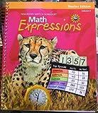 Houghton Mifflin Math Expressions, HOUGHTON MIFFLIN, 0547060432