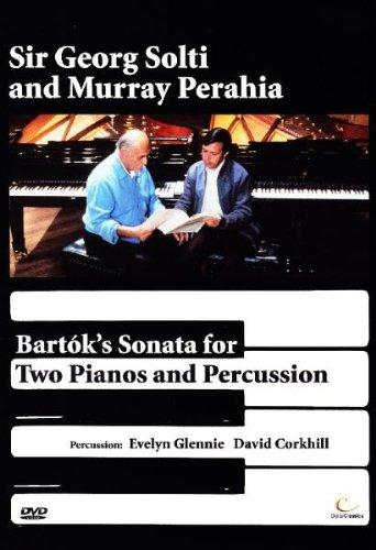 Bartok, Sonate Pour 2 Pianos Et - Pour Percussion