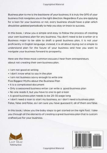 Diy Business Plan That Works A Layman S Step By Step Guide To Creating Your Own Business Plan A To Z A Simple Easy To Follow Step By Step Guide To