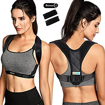 Amazon.com: TrulyYours24 Posture Corrector for Women and Men ...