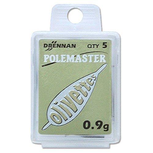 Drennan Polemaster Engraved In-Line Olivettes All Weights