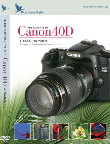(Introduction to the Canon 40D)