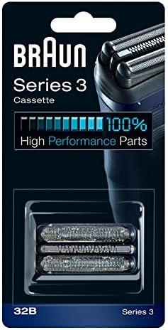 Braun - Combi-pack 32B - Láminas de recambio + portacuchillas para afeitadoras Nueva Series 3 300/340: Amazon.es ...