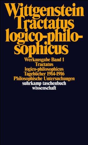 Werkausgabe in 8 Bänden: Gesamte Werkausgabe (suhrkamp taschenbuch wissenschaft)