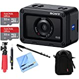 Sony RX0 1.0-type Sensor Ultra-Compact Camera w/ Waterproof + Shockproof Design Kit