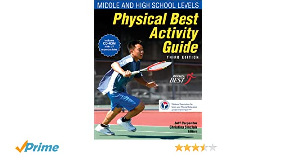 Amazon.com: Physical Best Activity Guide: Middle and High School ...
