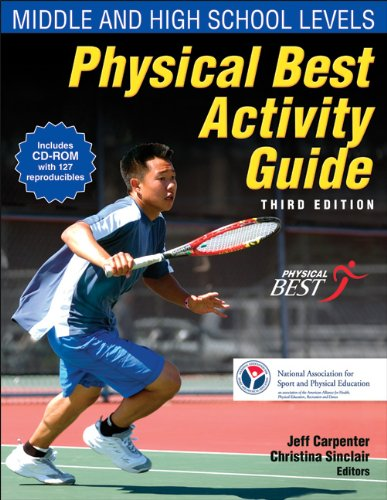 (Physical Best Activity Guide: Middle and High School Levels)