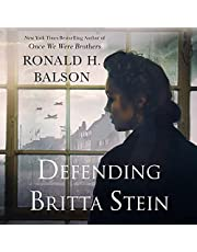 Defending Britta Stein: A Novel (Liam Taggart and Catherine Lockhart, Book 6)