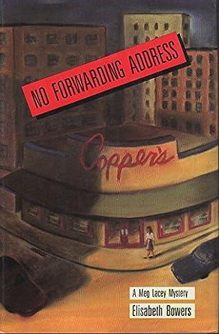 book cover of No Forwarding Address