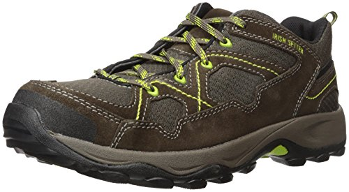 n's Afton Oxford 83106 Steel Toe Work Boot, Brown, 9.5 D US (Afton Leather)