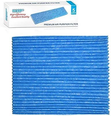 HQRP – Filtro para purificador de Aire (5 pcs) para Daikin MC70L ...