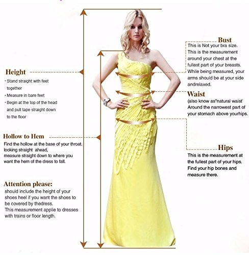 Neck Evening Chiffon Dresses Party Long Bridesmaid Yellow V Burgundy Prom Gown w7qC5B