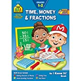 Time Money & Fractions, Grades 1-2, an I Know It! Book