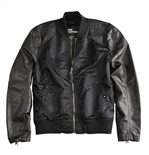 Bike Dirt Mens Negro Jacket Industries Alpha RqgvIp