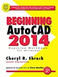 img - for Beginning AutoCAD 2014 book / textbook / text book