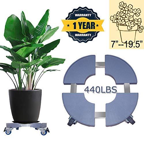 Plant Caddy with Wheels LargePlantCaddy PlantDollyHeavyDuty RollingPlantCaddy