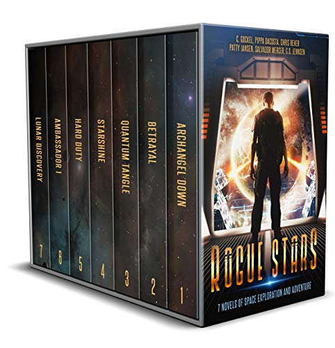 Rogue Stars by C. Gockel & Others ebook deal