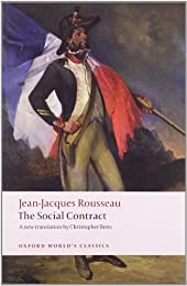 Discourse on Political Economy/The Social Contract (World's Classics)