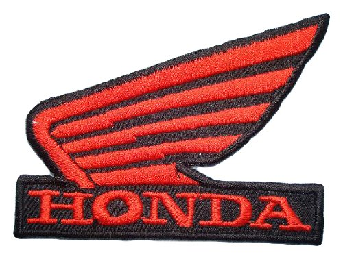 Honda Wing Rb Motorcycles Racing Dirt Bike Symbol Bh02 Sew Iron On