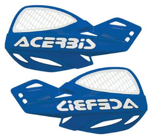 Acerbis Vented Uniko Blue Handlebar Hand Guards Fits Honda Kawasaki Suzuki Yamaha Cr80 Cr85 Cr125 Cr250 Cr500 Crf80 Crf100 Crf150 Crf230 Crf250 Crf450 Xr80 Xr100 Xr200 Xr250 Xr350 Xr400 Xr500 Xr600 Xr650 Kx60 Kx65 Kx80 Kx85 Kx100 Kx125 Kx250 Kx500 Kx250f Kx450 Klx110 Klx125 Klx140 Klx250 Klx300 Kdx200 Kdx220 Rm65 Rm80 Rm85 Rm125 Rm250 Rmz250 Rmz450 Dr200 Dr250 Dr350 Drz110 Drz250 Drz400 Yz80 Yz85 Yz125 Yz250 Yz250f Yz450 Yz490 Wr250 Wr450 Ttr90 Ttr110 Ttr125 Ttr230 Ttr250 Yz40 Yz426