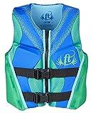 Full Throttle Youth Rapid Dry Flex-Back Life Jacket