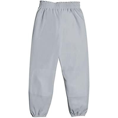 Adult Double-knit Pull-up Baseball Pant