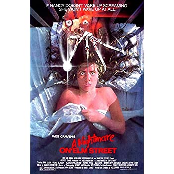 A NIGHTMARE ON ELM STREET CLASSIC POSTER 24x36-48899