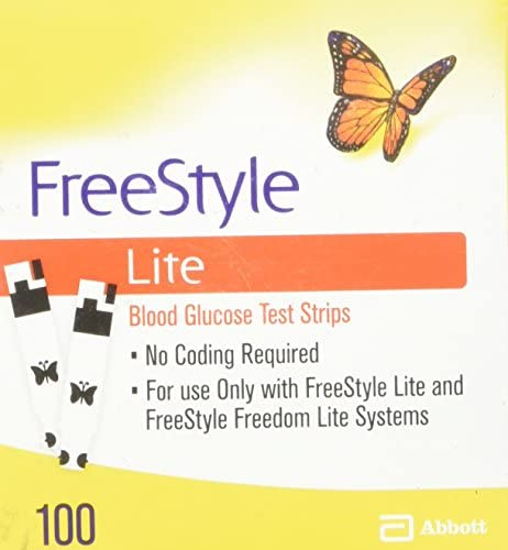 FreeStyle Lite Test strips 100 product image