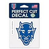 Duke Blue Devils 4' x 4' Die Cut Decal - Vault