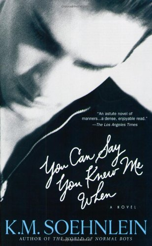 Download You Can Say You Knew Me When pdf epub