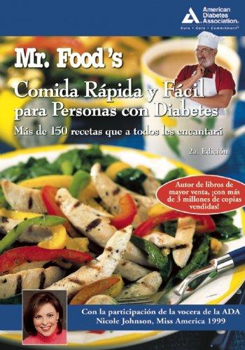 Mr food 39 s comida r pida y f cil para personas con for Mr cuisine edition plus