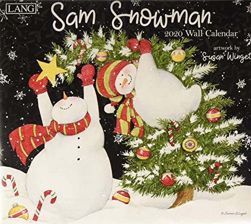 (Sam Snowman 2020 Calendar)