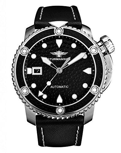 Sturmanskie Stingray 300M Automatic 24J Men's Professional Dive Watch NH35/1825899