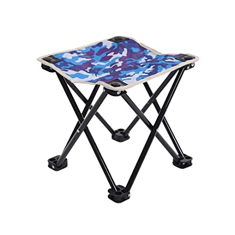 Fantastic Amazon Com Aglzwy Camping Stools Portable Folding Stools Cjindustries Chair Design For Home Cjindustriesco